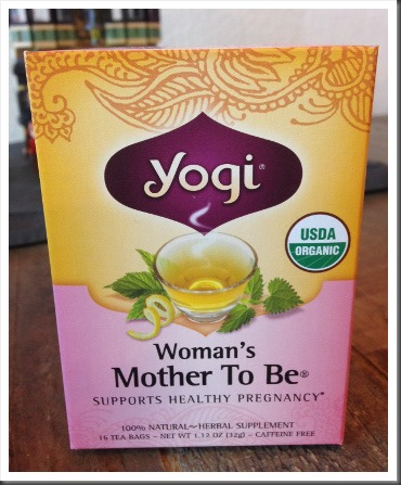 Yogi Woman's Mother To Be organic tea